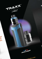 information brochure e-cig traxx jwell
